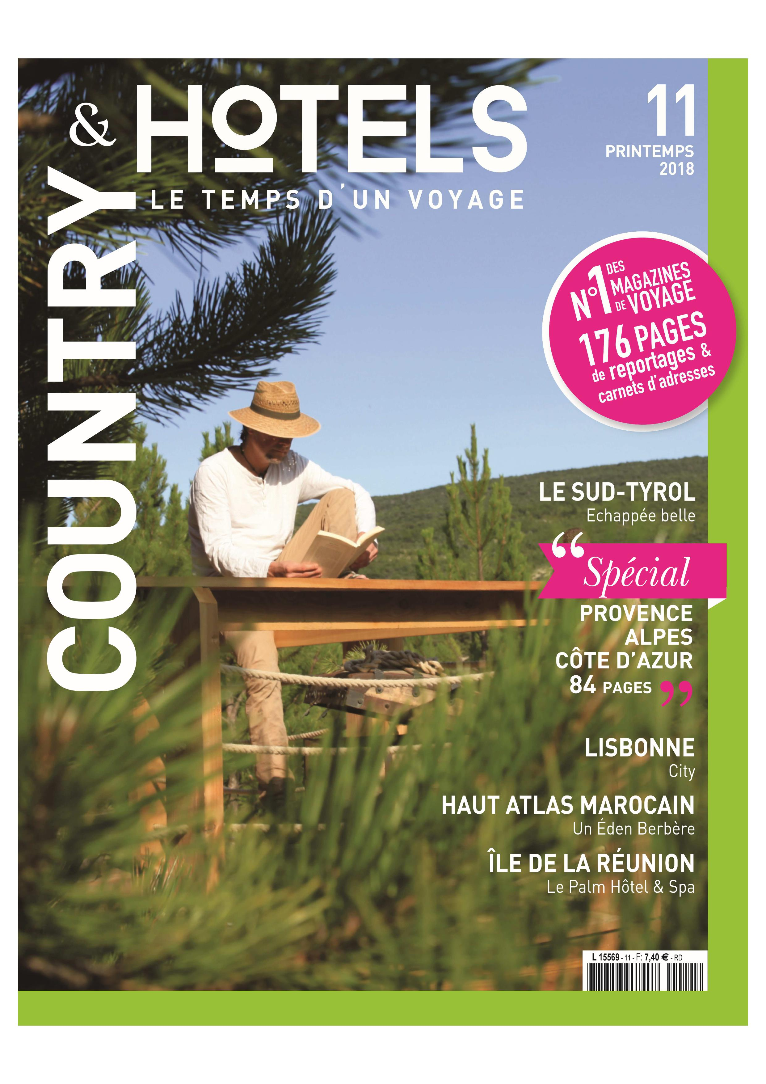 COUNTRY&HOTELS